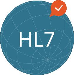 HL7 Compliant